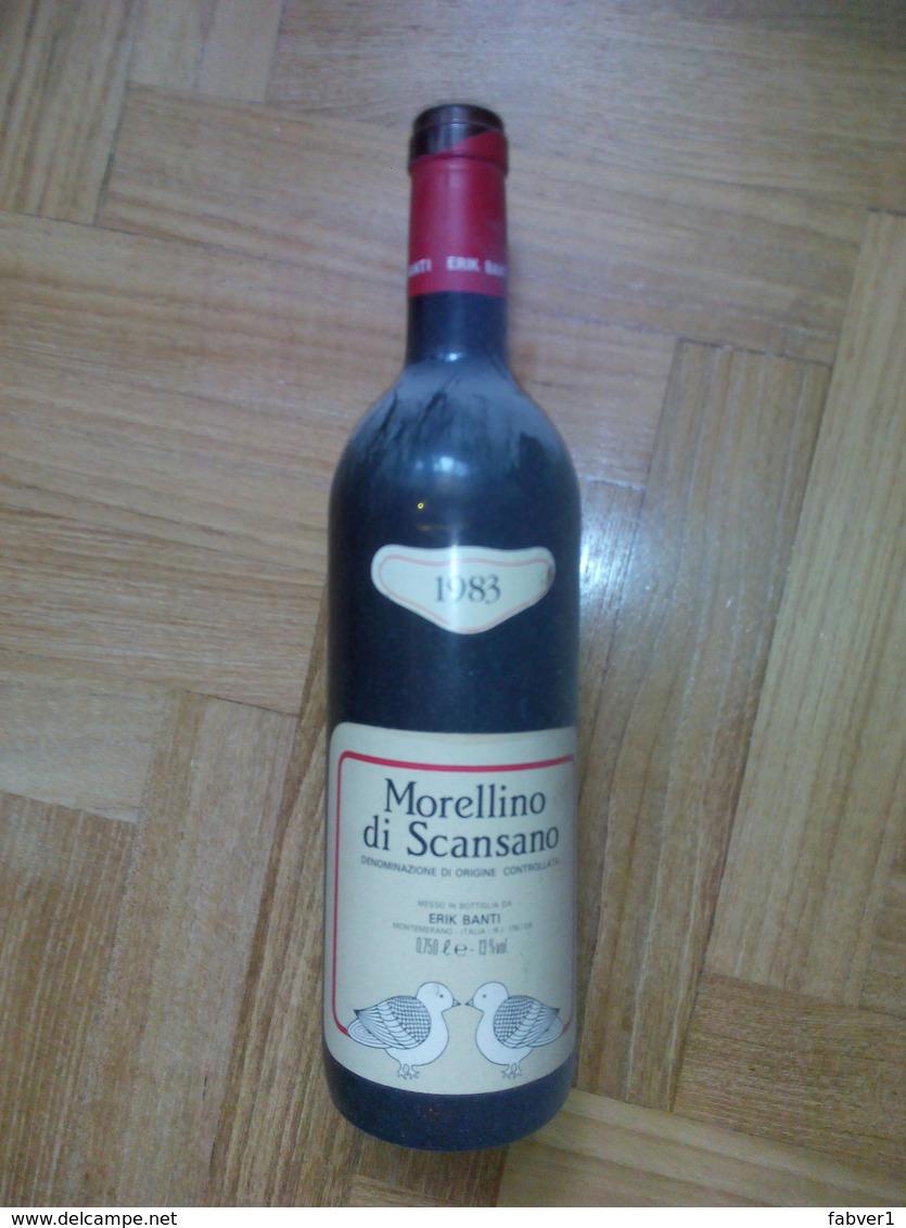 Morellino Di Scansano 1983 - Vino