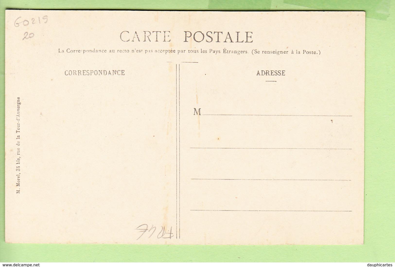 PONTARLIER - Maison PERNOD Fils - Société De Musique L' Espérance - Superbe Plan Animé Peu Courant - TBE - 2 Scans - Pontarlier