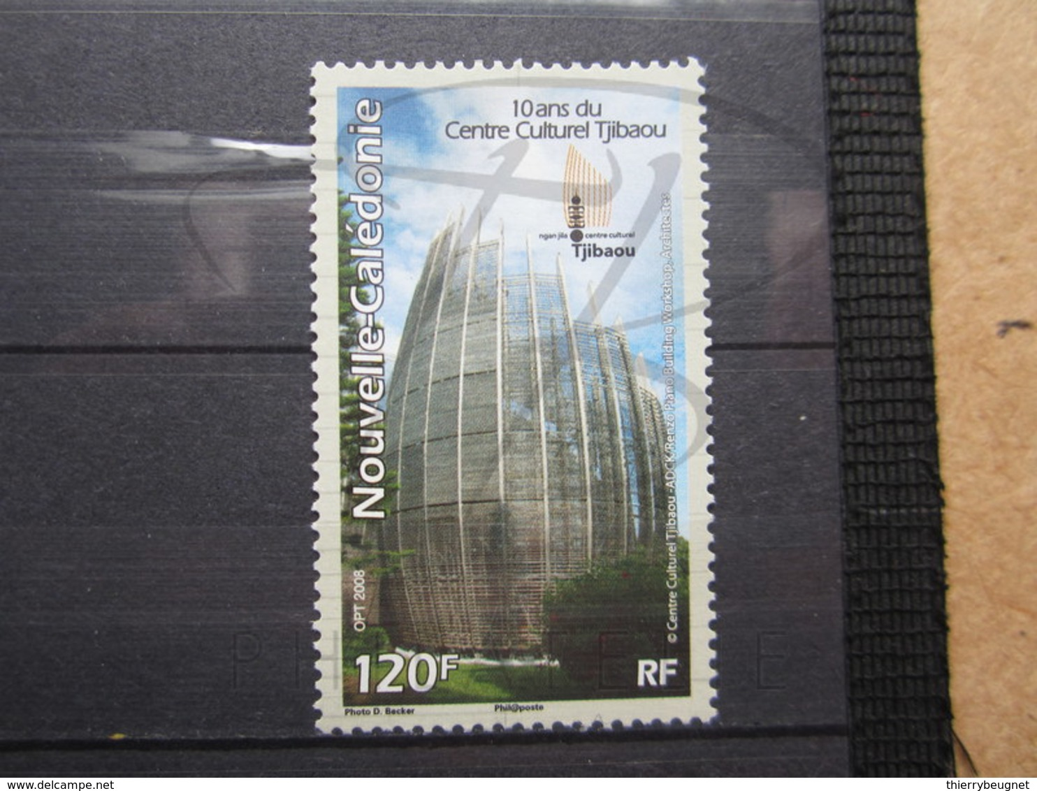 VEND BEAU TIMBRE DE NOUVELLE-CALEDONIE N° 1036 , XX !!! (b) - Nueva Caledonia