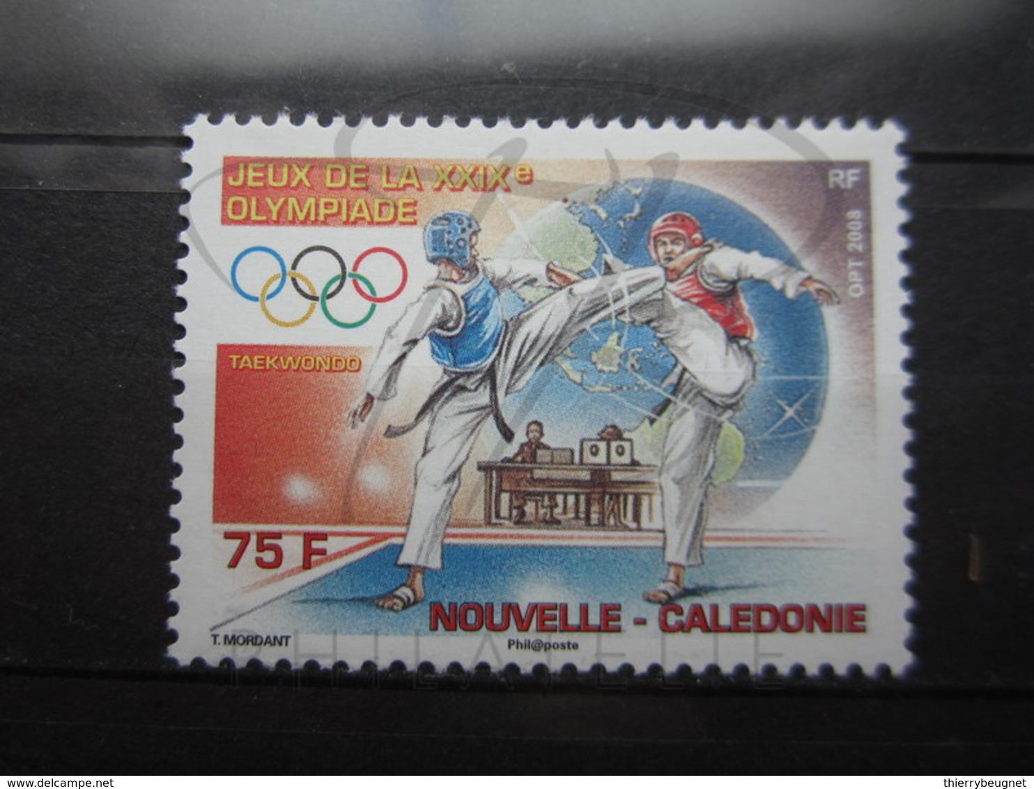 VEND BEAU TIMBRE DE NOUVELLE-CALEDONIE N° 1048 , XX !!! - Nueva Caledonia