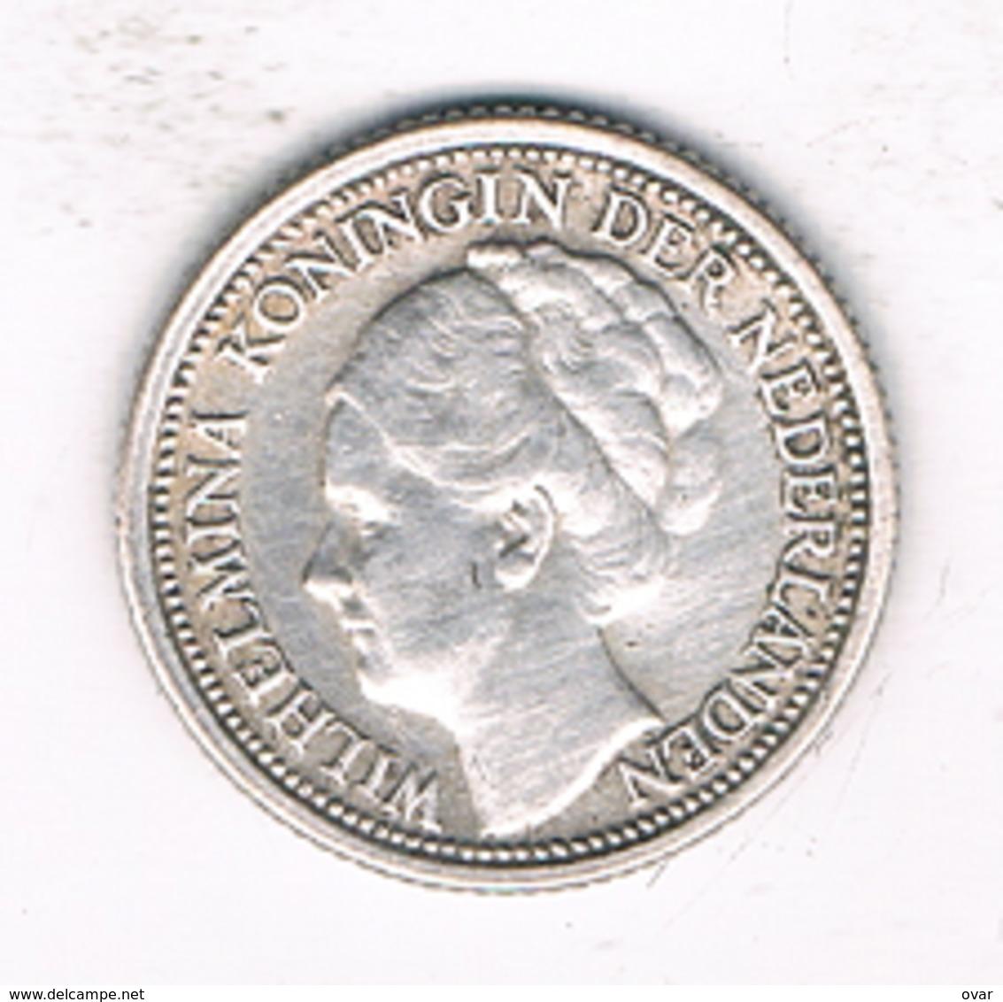 10 CENTS 1938 NEDERLAND /1934/ - [ 3] 1815-…: Königreich Der Niederlande