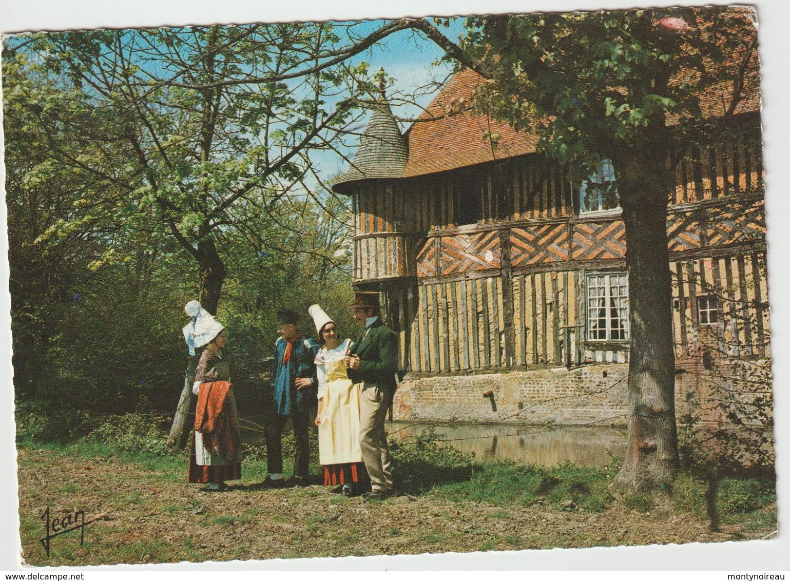 DAV : Calvados :  LISIEUX :  Groupe  Folklorique : 1978 - Lisieux