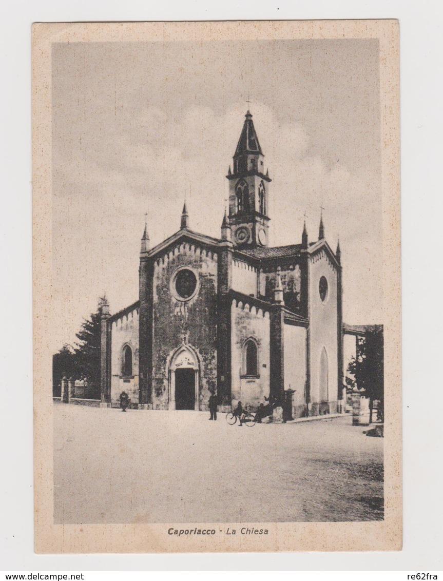 CAPORIACCO  (UD)   - F.G.  - Anni  '1940 - Udine