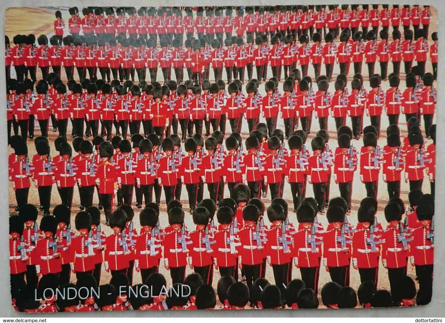 London - Queen's Guard - Parade - British Palace Guards  Vg - Manovre