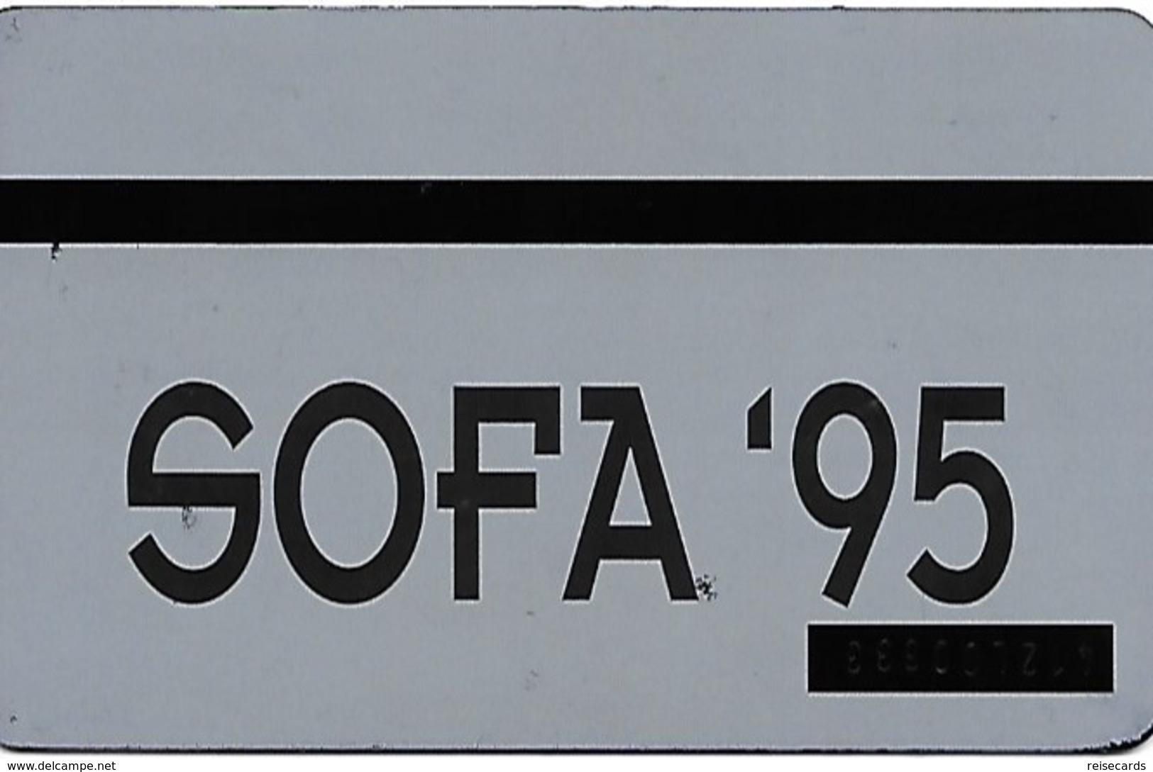 PTT P: KP-94/617A 412L SOFA '95 - Schweiz