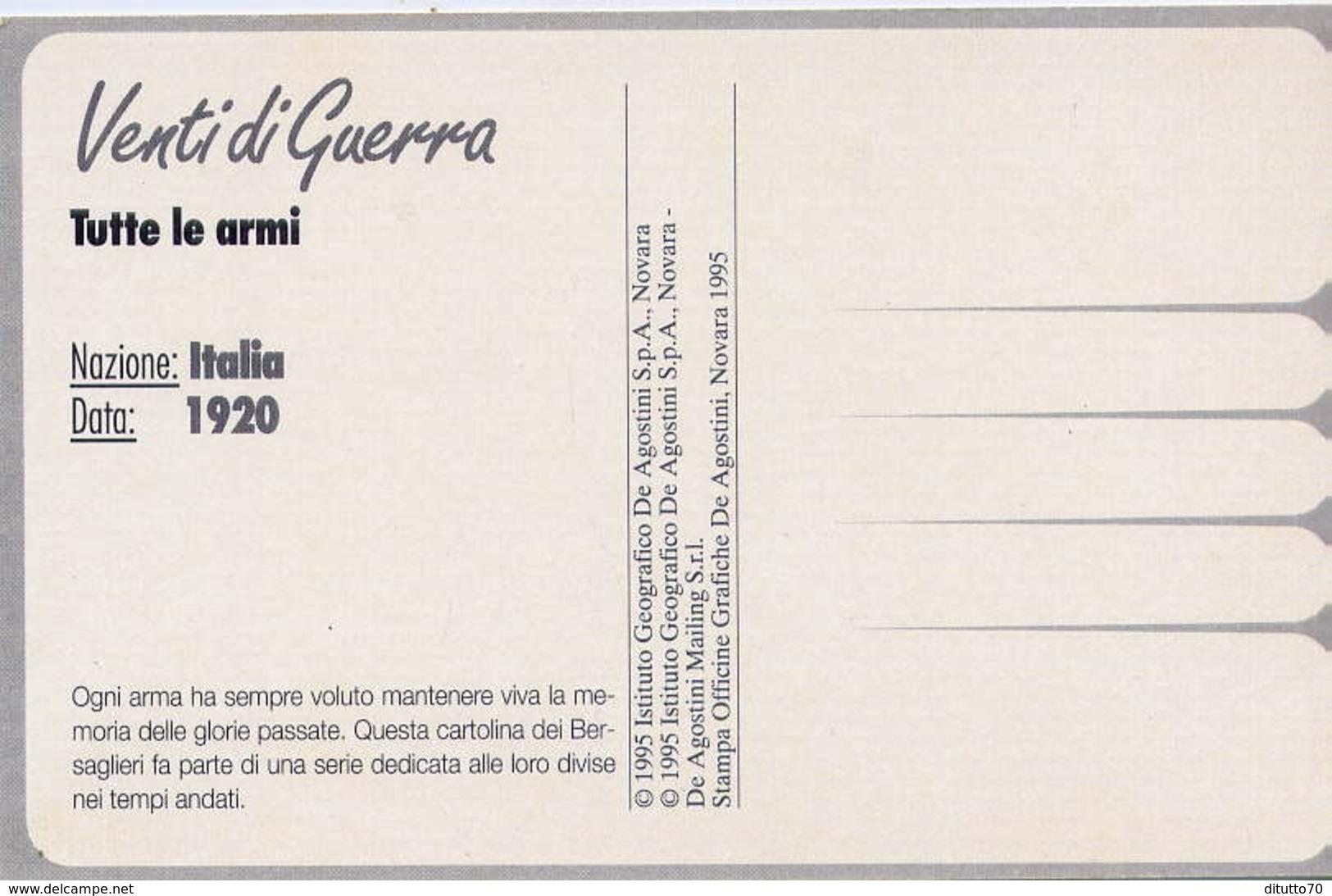 Anno 1870  Caporale In Uniforme Da Campagna - Armi - Italia 1920 - Riproduzione Da Originale - Non Classés