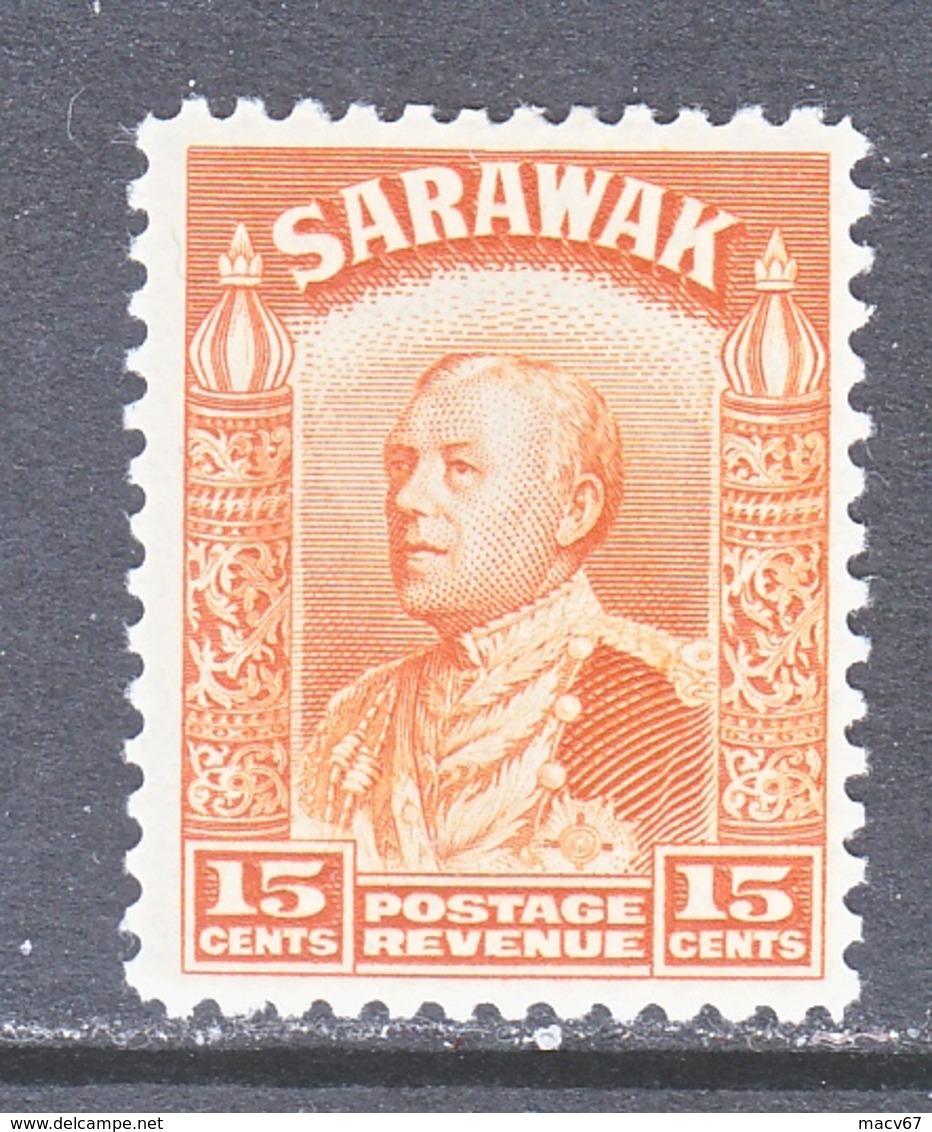 SARAWAK  123     *    No Wmk.   1934-41  Issue - Sarawak (...-1963)