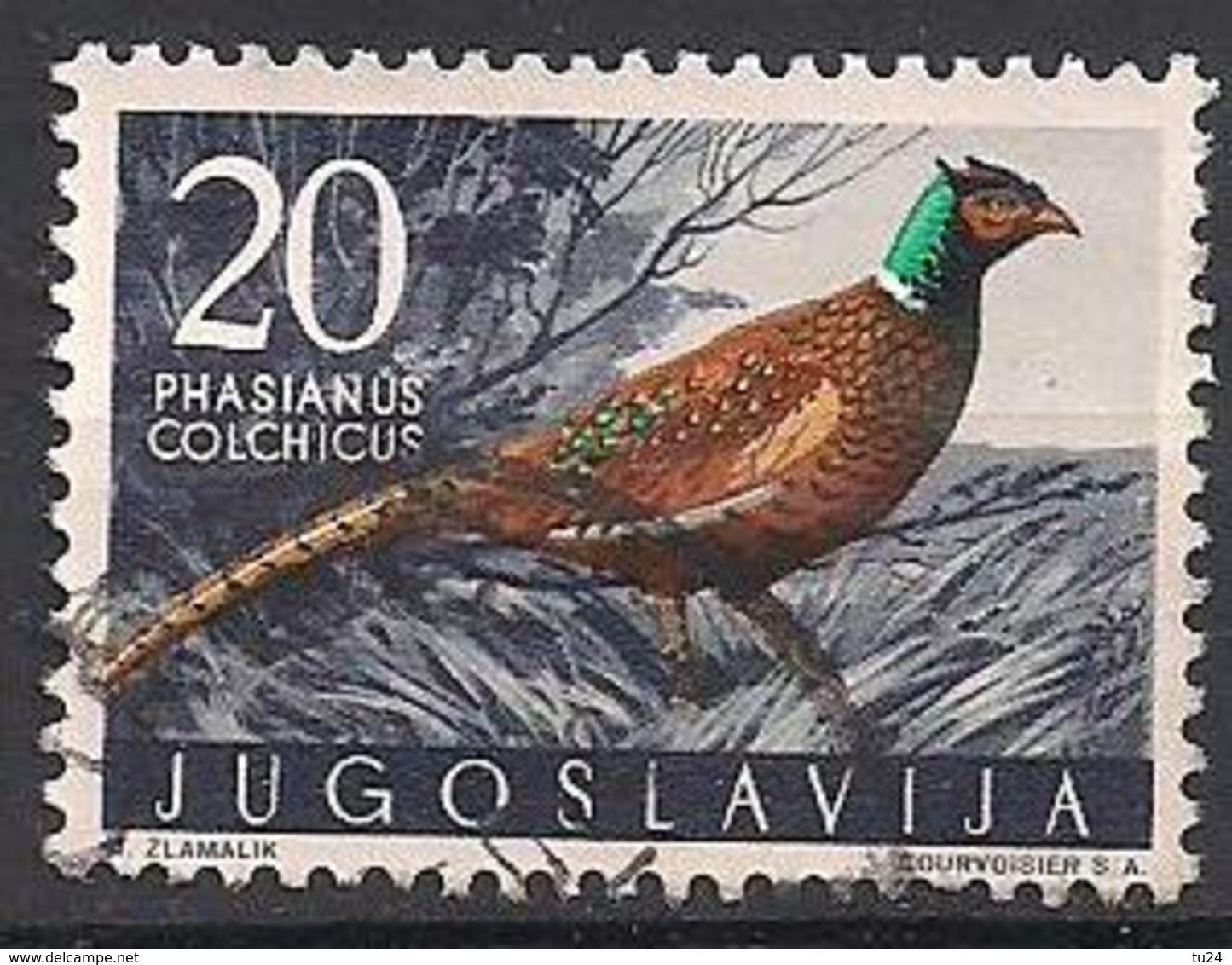 Jugoslawien  (1958)  Mi.Nr.  844  Gest. / Used  (7ah45) - 1945-1992 Socialistische Federale Republiek Joegoslavië