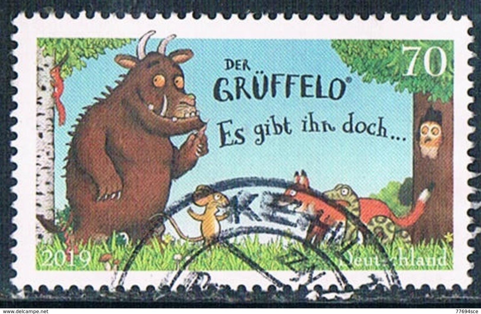2019  Der Grüffelo - [7] République Fédérale