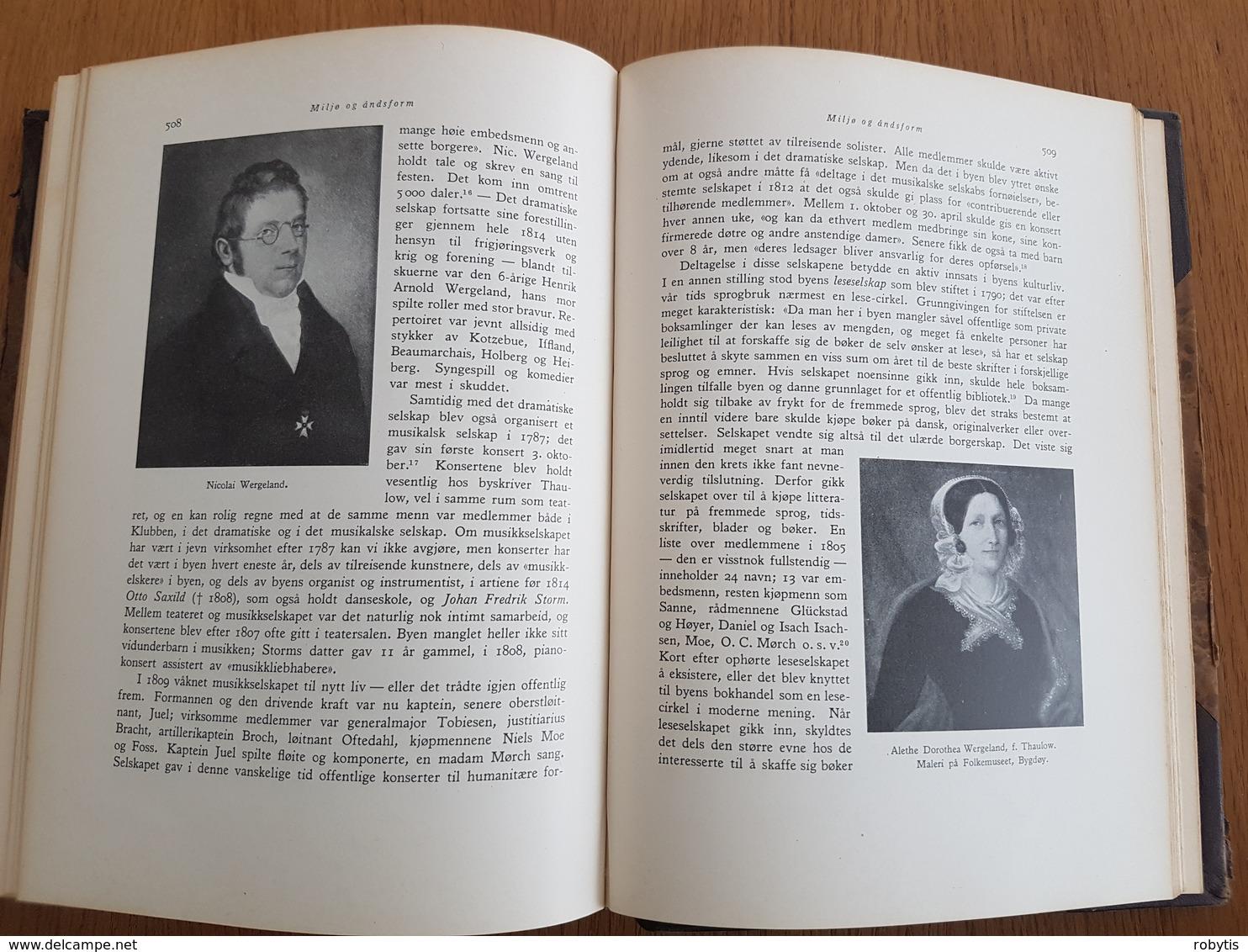 Norway Kristiansand History 1941 - Scandinavian Languages