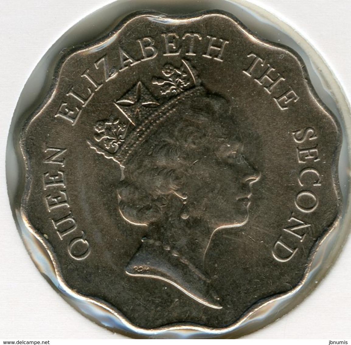 Hong Kong 2 Dollars 1987 KM 60 - Hong Kong