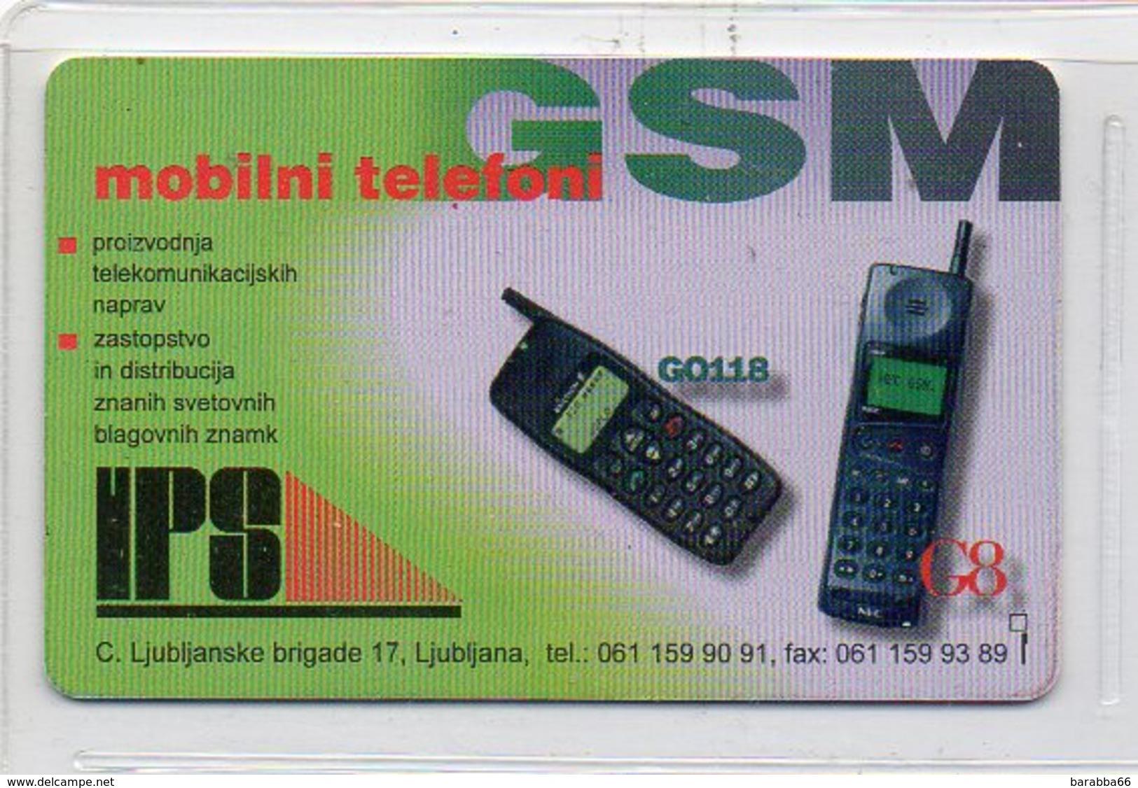 Telekom Slovenije 50 Imp. - CEKINČEK ... - Slovénie