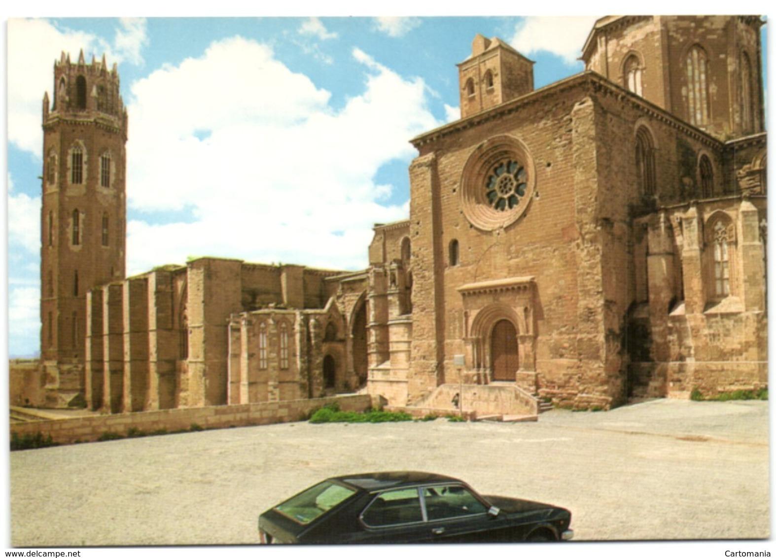 Lleida - Seu Vella - Panoramica Del Migdia - Lérida