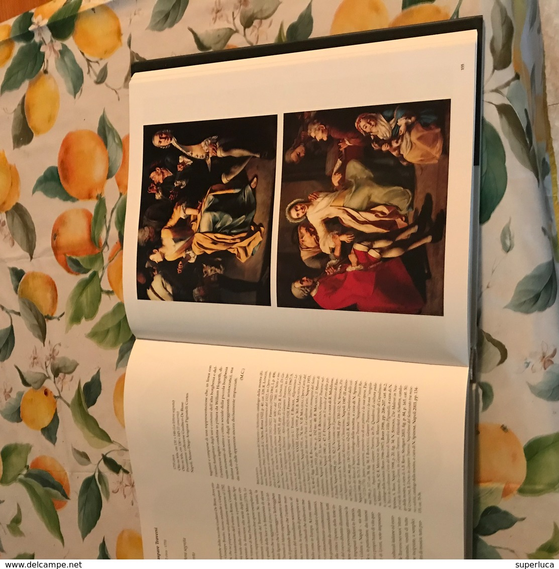 6-LA COLLEZIONE D'ARTE DEL SAN PAOLO BANCO DI NAPOLI - Arts, Architecture