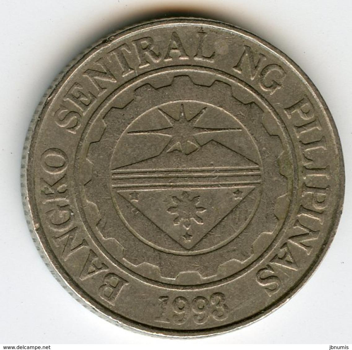 Philippines 1 Piso 1999 KM 269 - Philippines