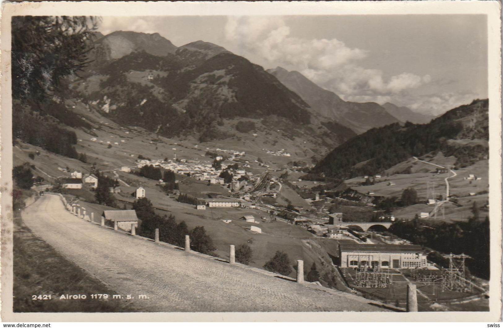 AIROLO - TI Ticino