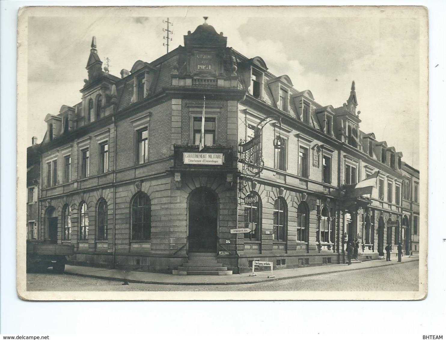 Emmendingen ( Troupes Françaises D'occupation En Allemagne ) - Emmendingen