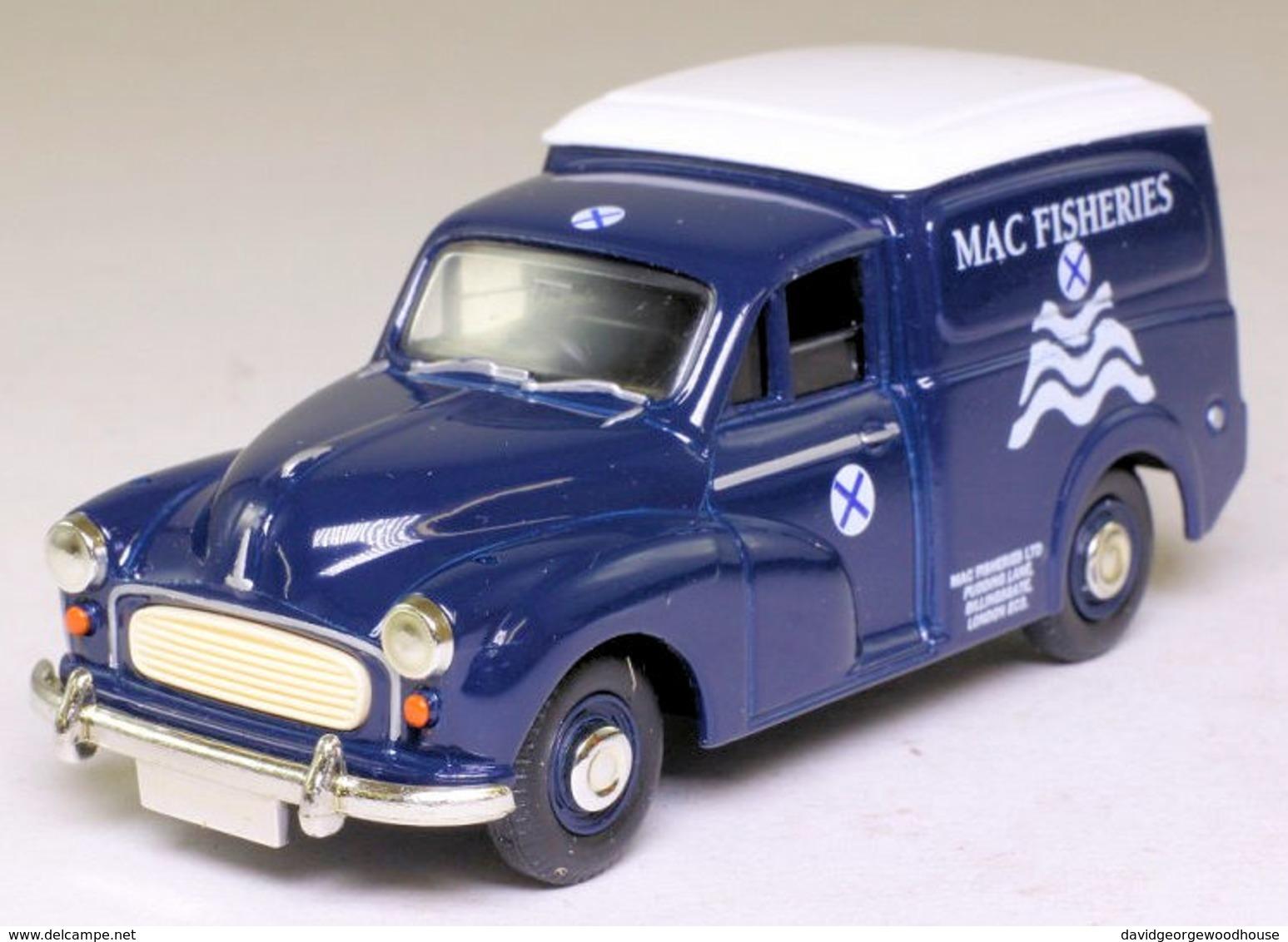 Morris Minor Van: Mac Fisheries. - Other