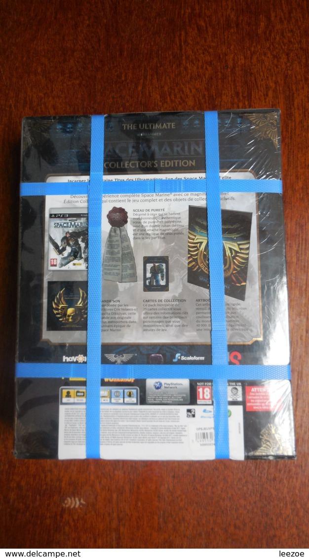 Jeu Video Ps3 Warhammer 40K  Space Marine En édition Collector...NEUF - Jeux électroniques