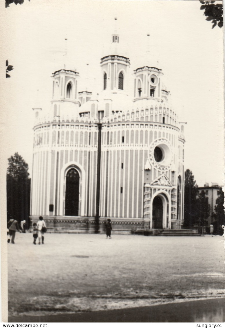 """UKRAINE.  #1057  A PHOTO. """"THE CATHEDRAL WHERE ???..  *** - Proyectores De Cine"""