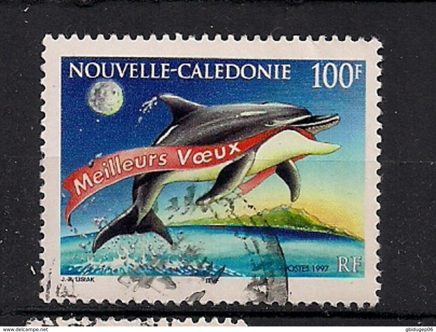 YT N° 745 - Oblitéré - NOEL - Neukaledonien