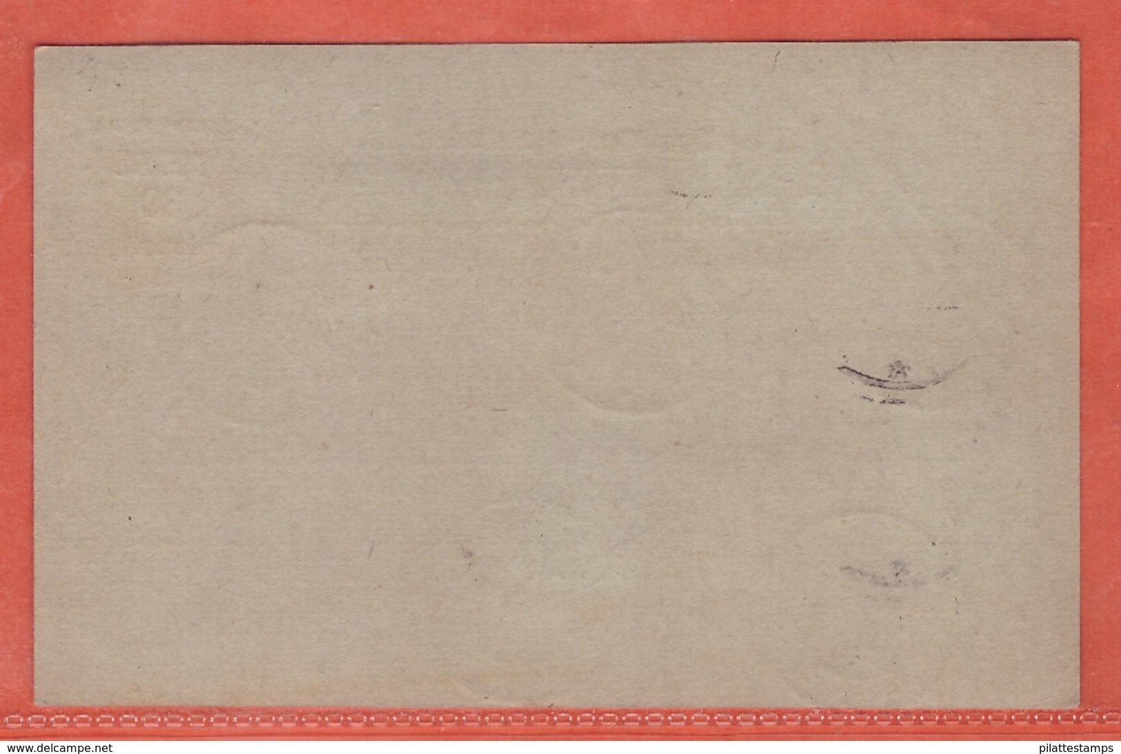 MEMEL ENTIER POSTAL DE 1920 DE HEYDEKRUG - Memel (1920-1924)