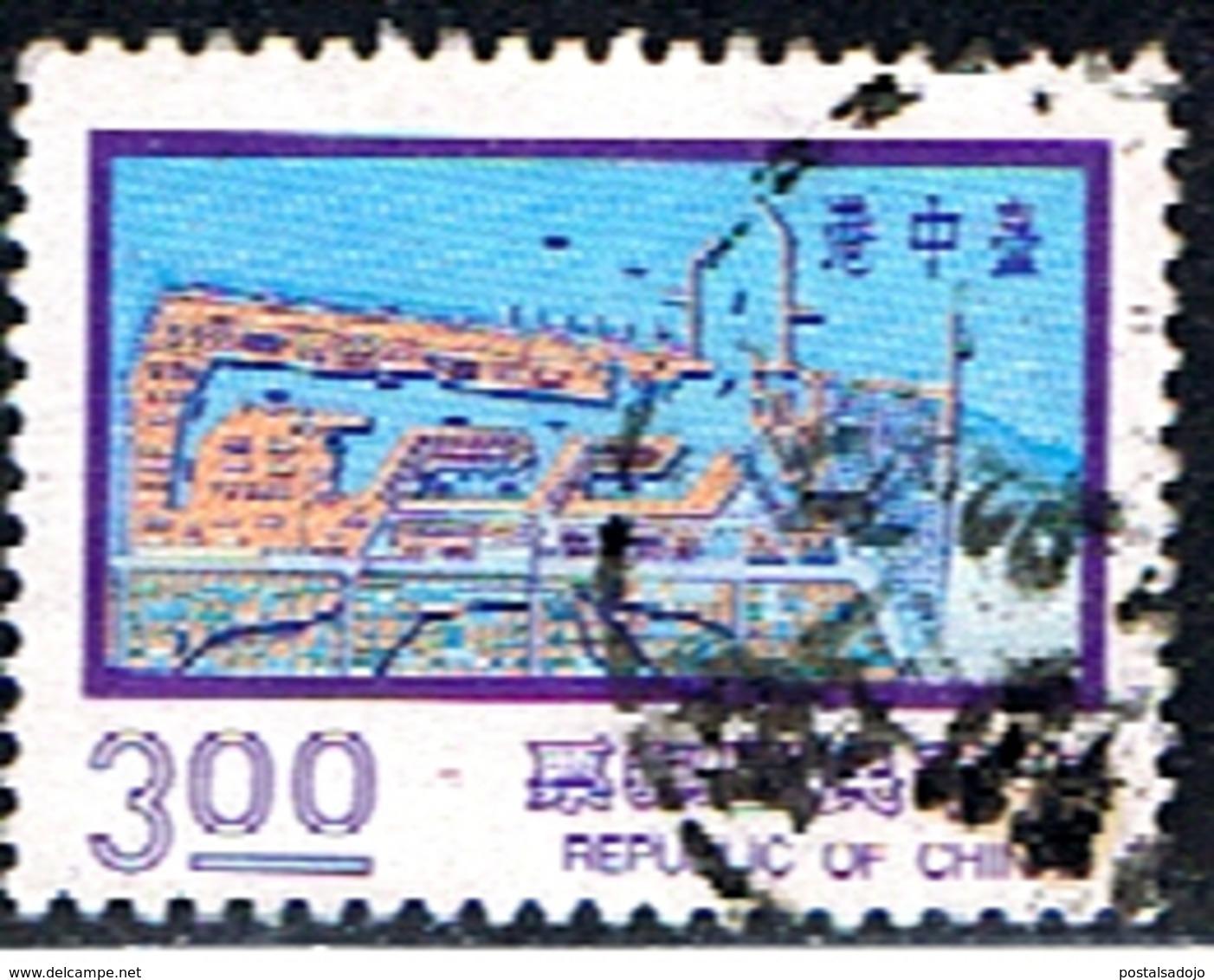 TAIWAN 84 // YVERT 1089 // 1975 - 1945-... República De China