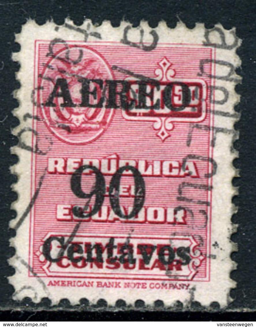 Equateur 1953-54 Y&T 249B ° - Equateur