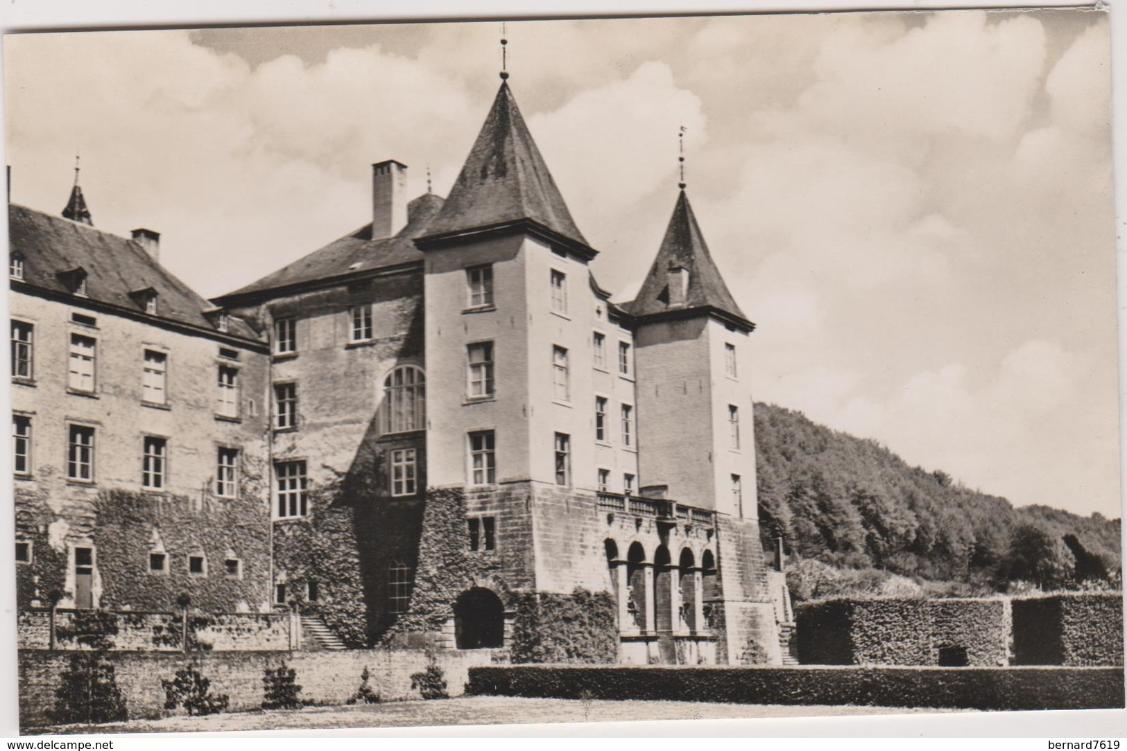 Luxembourg     Ansembourg  Le Chateau - Postales