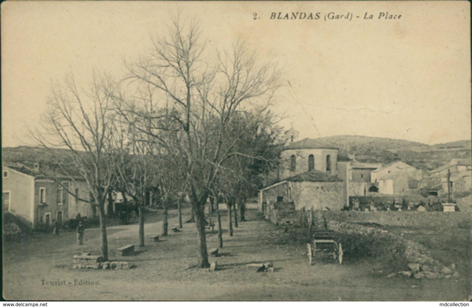 30 BLANDAS / La Place / - Autres Communes