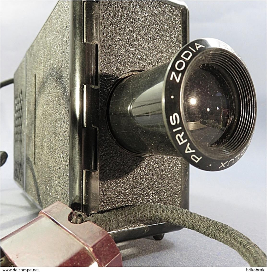 ~ PROJECTEUR LUX - Cinéma Film Projection Spectacle Ecole Pédagogie - Projecteurs