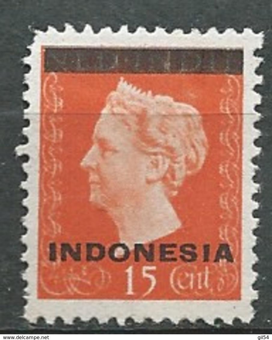 Inde Neerlandaise   -  Yvert N° 332  *  -  Po 60806 - Niederländisch-Indien