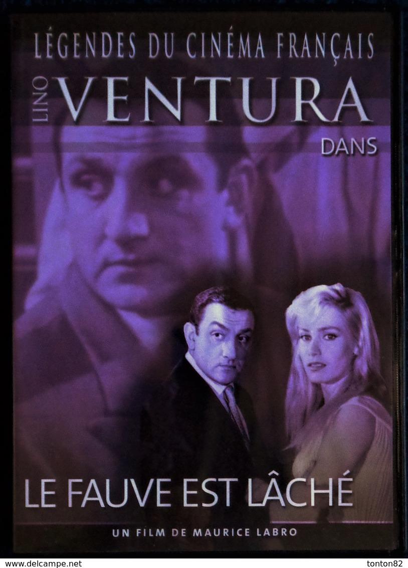 Le Fauve Est Lâché - Lino Ventura . - Crime