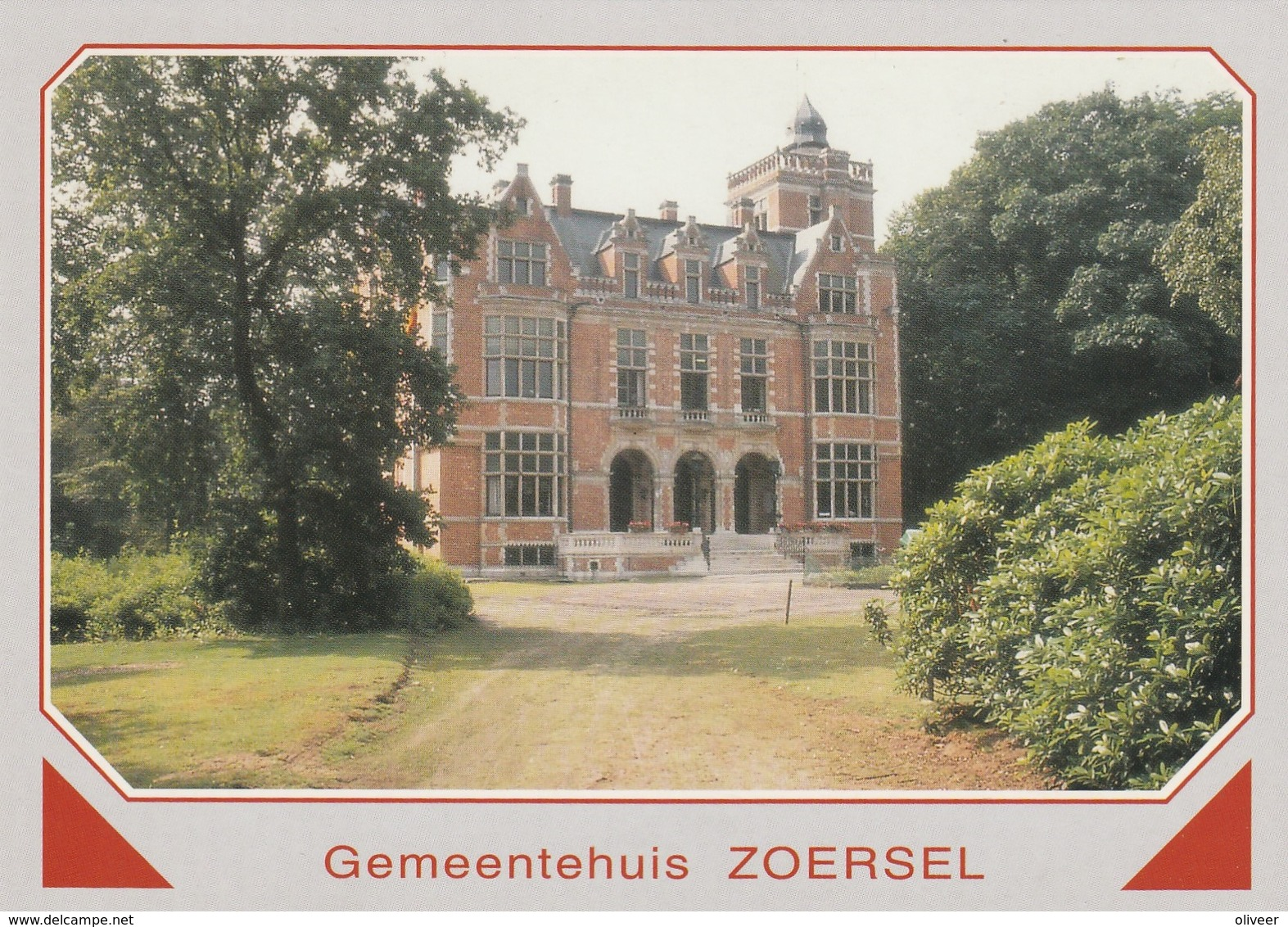 Zoersel - Gemeentehuis - Zoersel