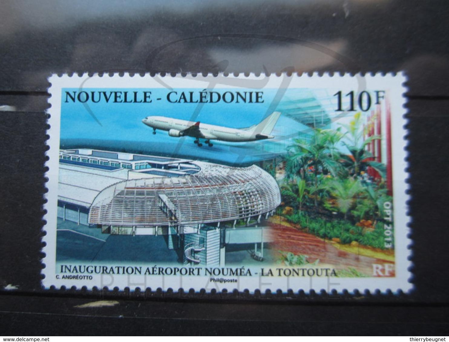 VEND BEAU TIMBRE DE NOUVELLE-CALEDONIE N° 1173 , XX !!! (b) - Nueva Caledonia