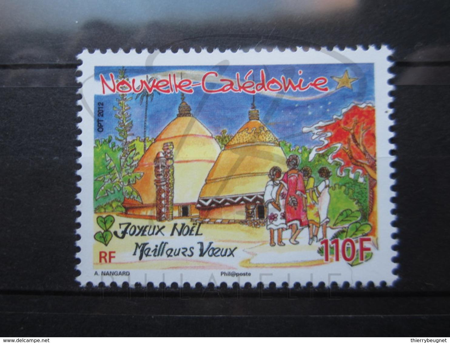VEND BEAU TIMBRE DE NOUVELLE-CALEDONIE N° 1168 , XX !!! - Nuevos