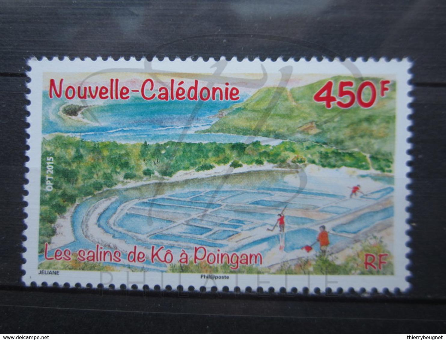 VEND BEAU TIMBRE DE NOUVELLE-CALEDONIE N° 1237 , XX !!! - Nueva Caledonia