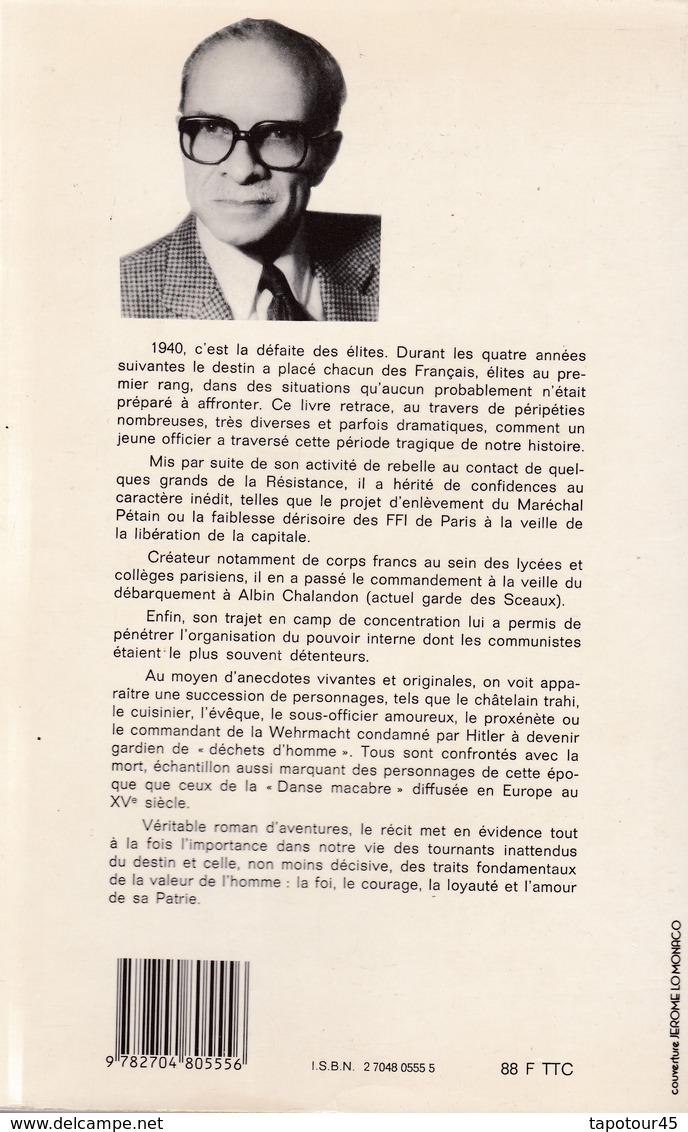 """Livre De """"Jean De Montangon"""" Un Saint Cyrien Des Années 40 - Livres"""