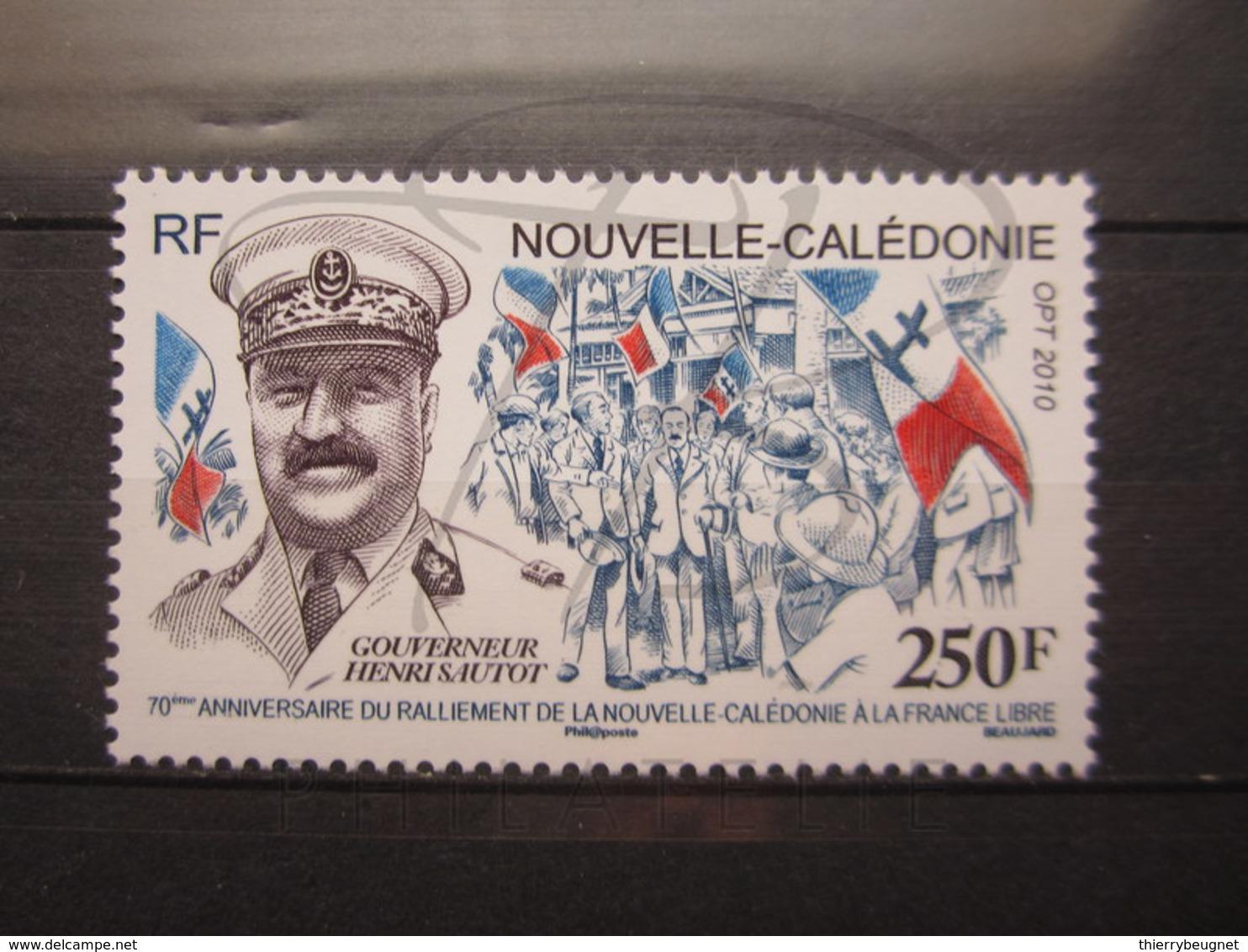 VEND BEAU TIMBRE DE NOUVELLE-CALEDONIE N° 1112 , XX !!! (b) - Nuevos
