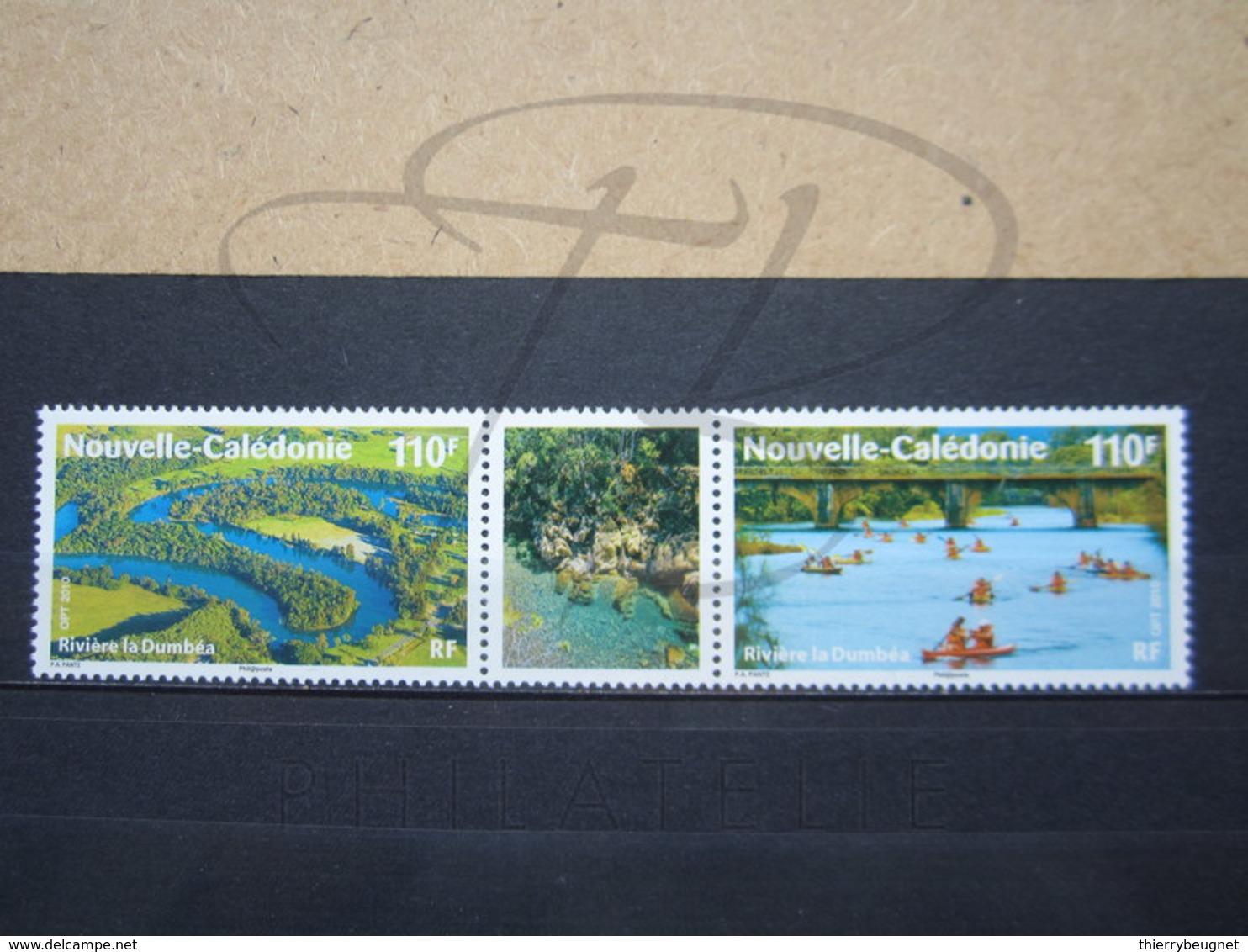 VEND BEAUX TIMBRES DE NOUVELLE-CALEDONIE N° 1094 + 1095 , XX !!! (b) - Nueva Caledonia
