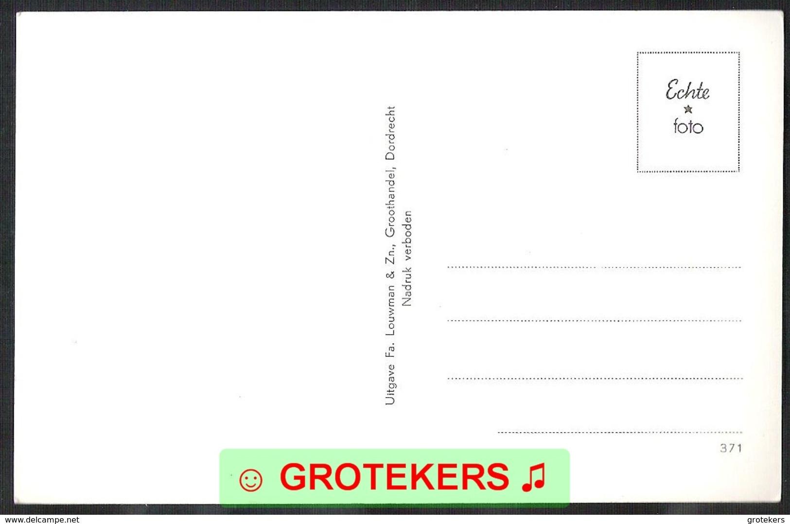 DORDRECHT N.H. Andreaskerk 1971 - Dordrecht