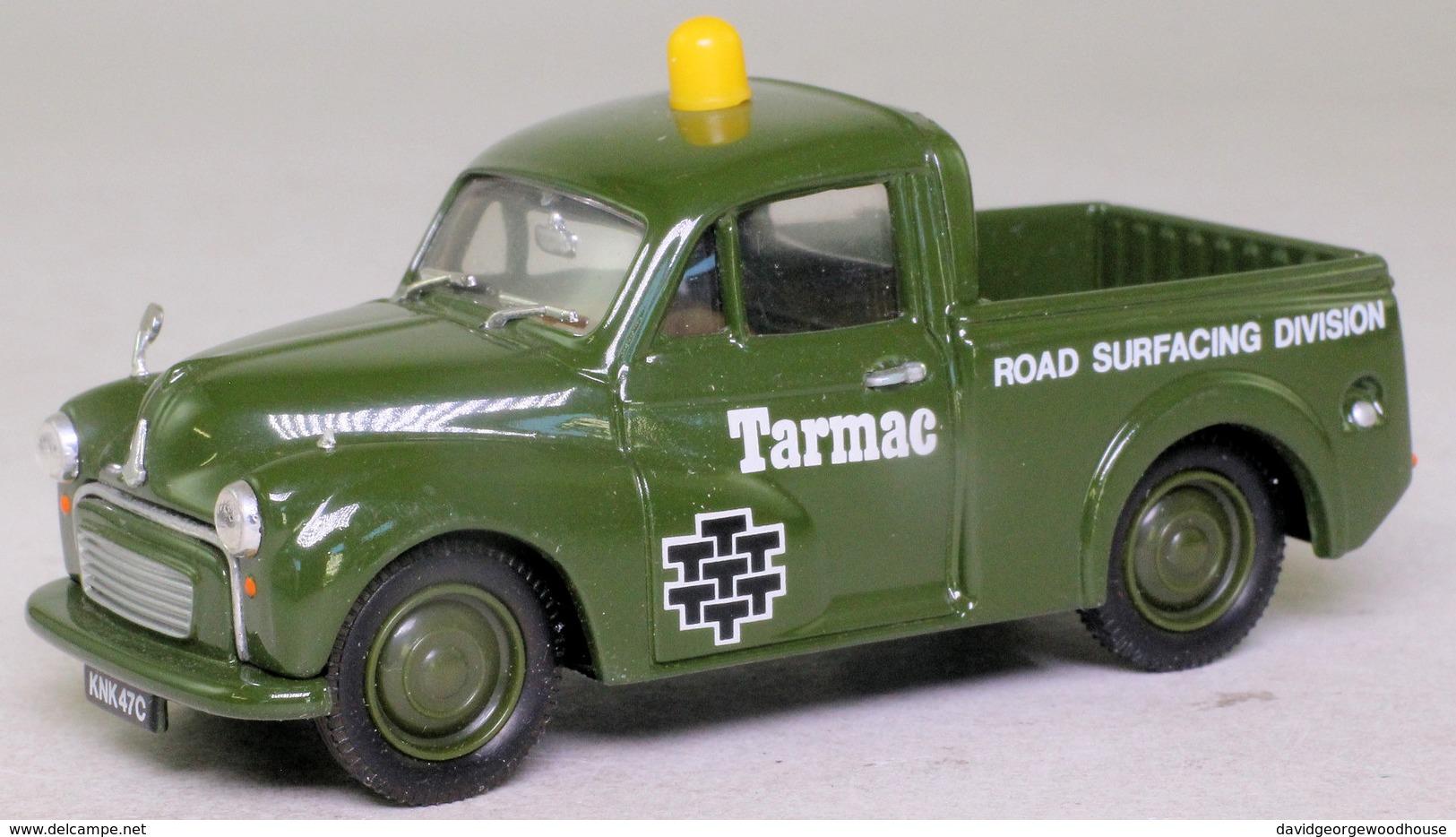 Morris 1000 Pick Up. - Corgi Toys