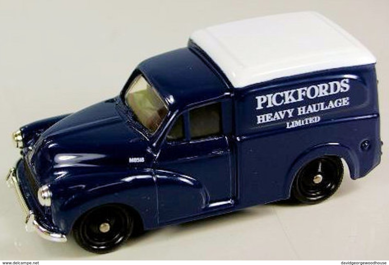 Morris Minor Van Pickfords. - Cars & 4-wheels