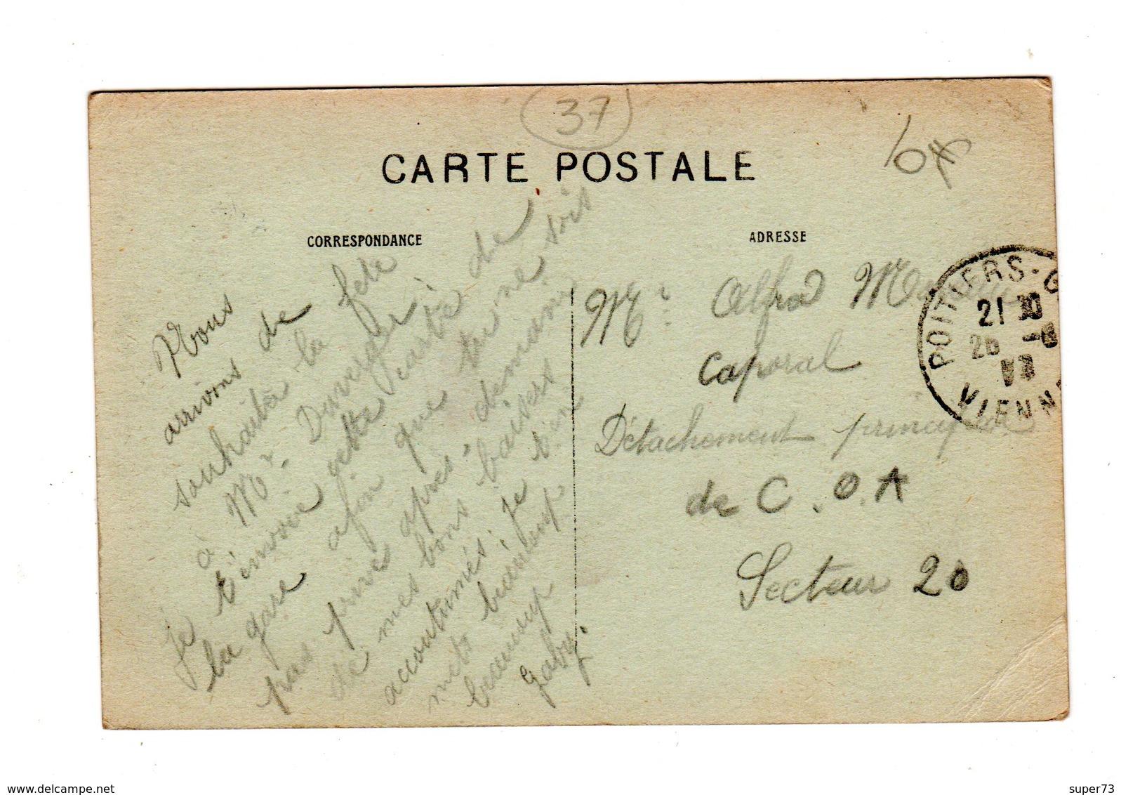 CPA 86 - Poitiers - Boulevard De Pont Achard - Poitiers