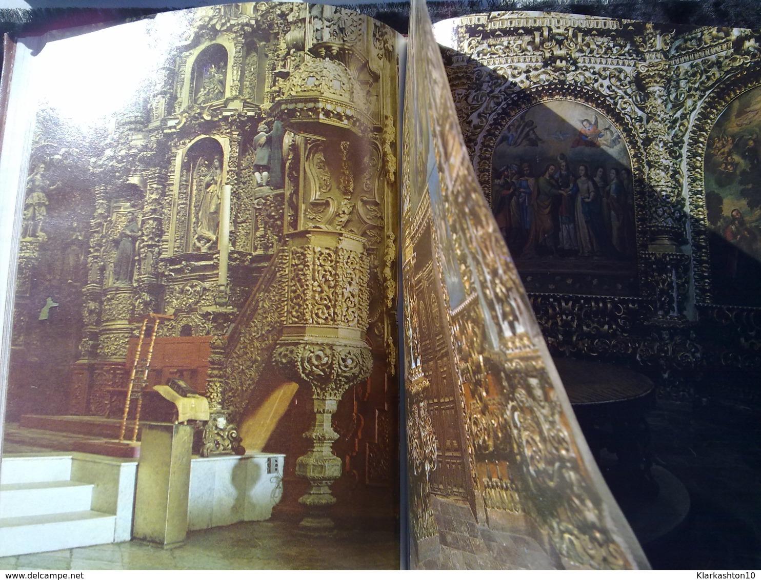 El Paisaje Barroco De México, Fomento Cultural Banamex, 1976 - Books, Magazines, Comics