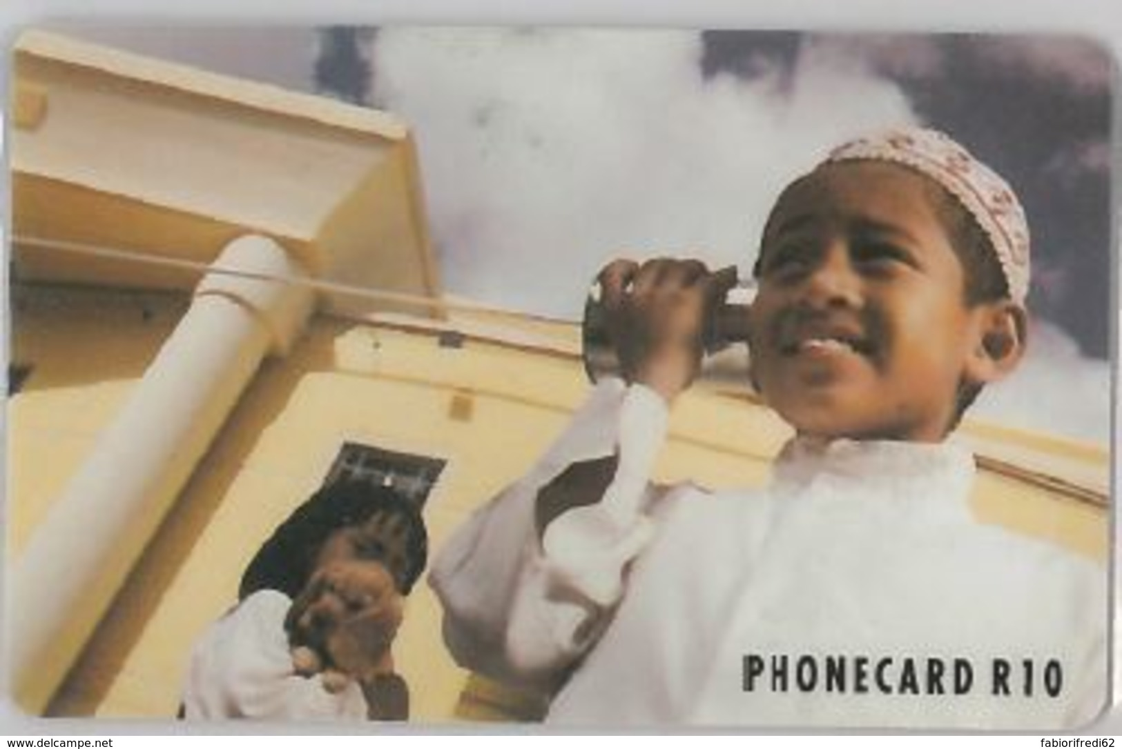 PHONE CARD - SUDAFRICA (E41.24.4 - Südafrika