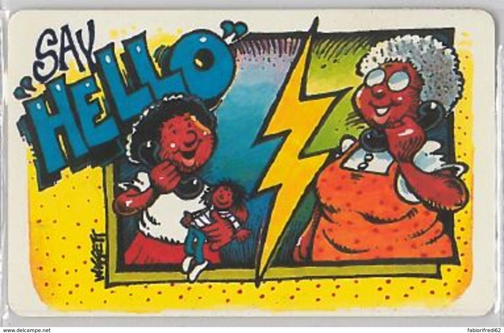 PHONE CARD -SUDAFRICA (E41.34.7 - Zuid-Afrika