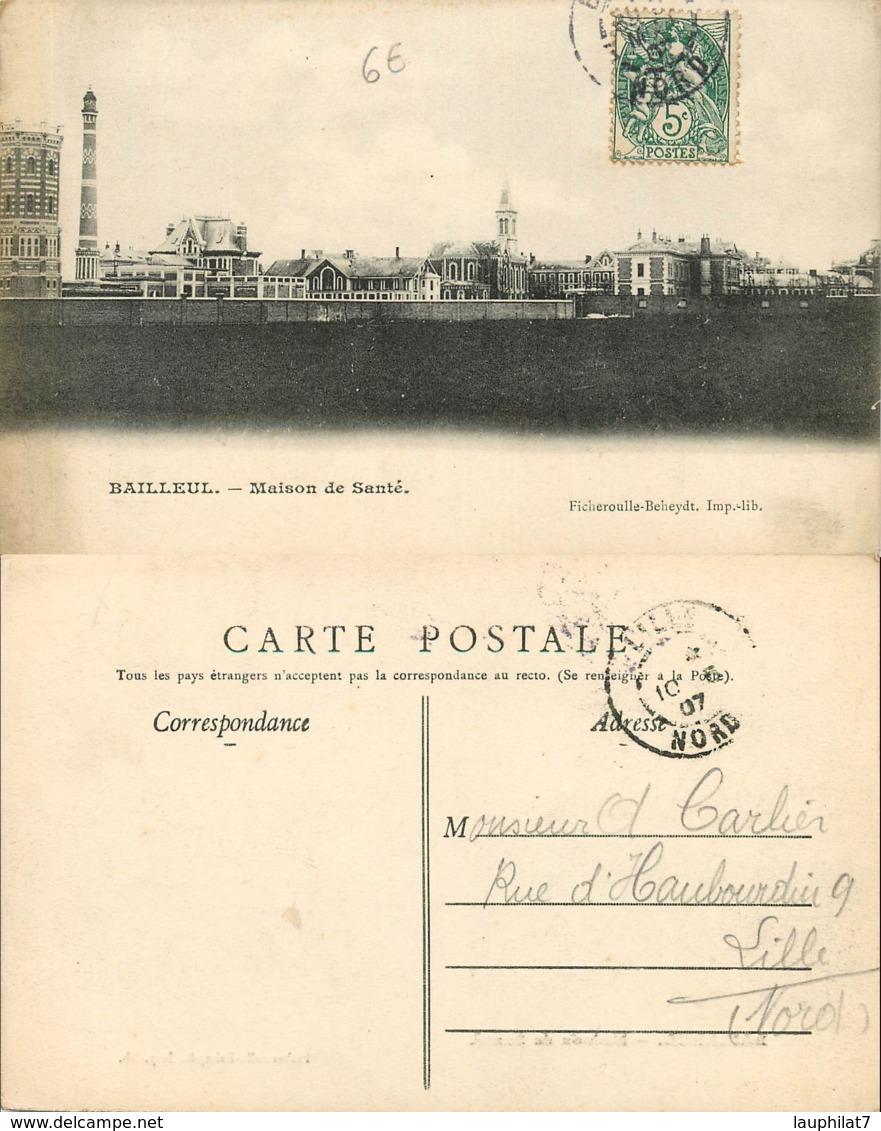 [504902]France  - (59) Nord, Bailleul, Maison De Santé - Francia
