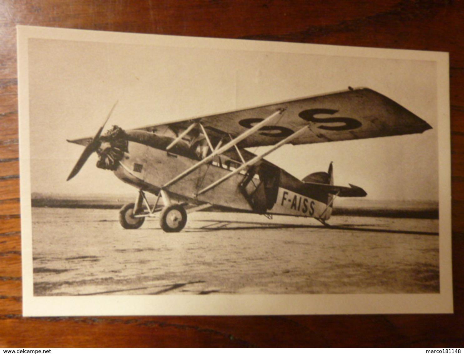 Société Pour Le Développement D'Aviation - POTEZ 3 Z Moteurs Salmson - Autres