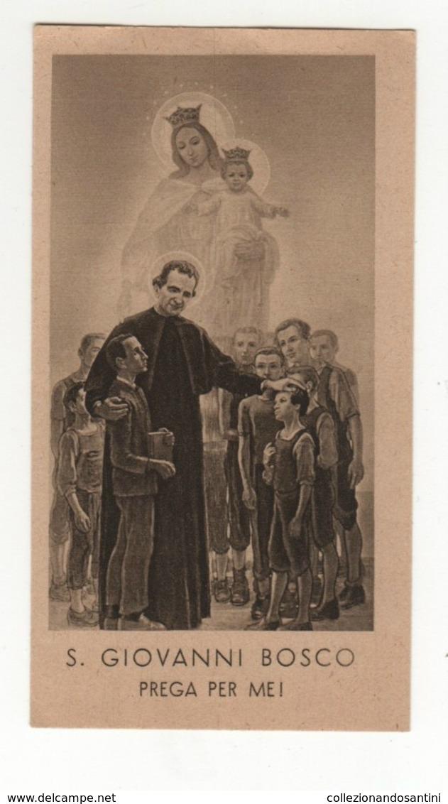 Santino Antico San Giovanni Bosco - Religione & Esoterismo